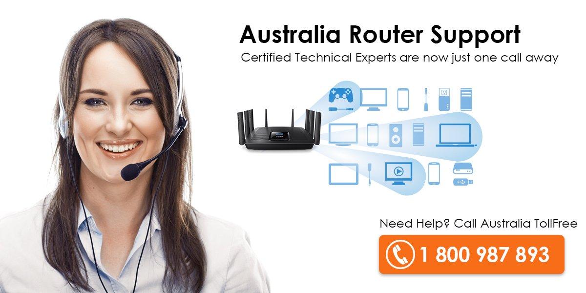 Australia Router Support banner